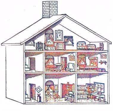 free dollhouse plans
