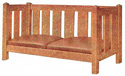 Settee Bench