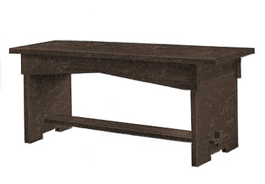 Piano Bench Plans