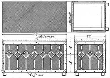 Strange Window Seat Plans All Free Plans At Stans Plans Onthecornerstone Fun Painted Chair Ideas Images Onthecornerstoneorg