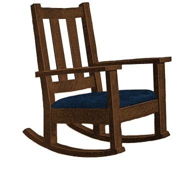 rocking chair plans all free plans at stans plans. Black Bedroom Furniture Sets. Home Design Ideas
